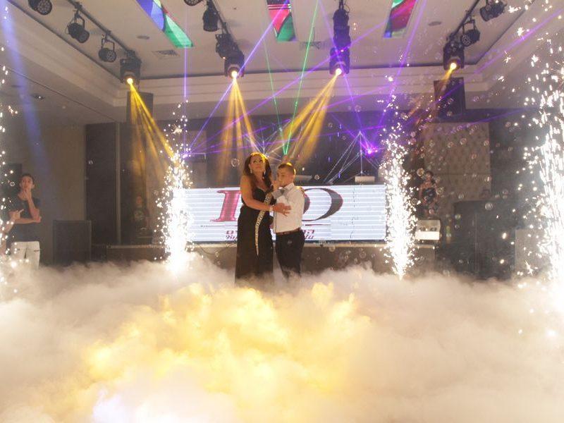תותחי עשן לריקוד סלואו רומנטי