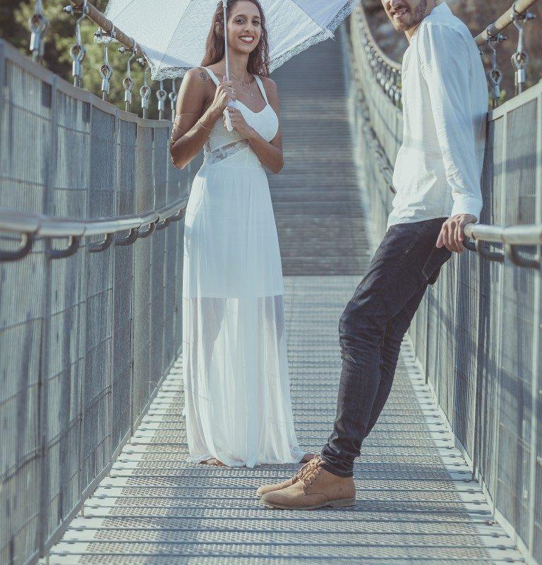 מצילומים לאלבום חתונה