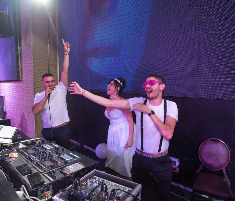 מתוך אירוע עם DJ עידו נסימי